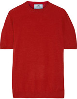 Prada Wool Sweater - Claret