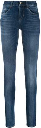 Liu Jo faded skinny jeans