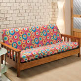 Andover Mills Patterned Box Cushion Futon Slipcover