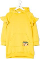 Fendi Piro-Chan sweatshirt dress