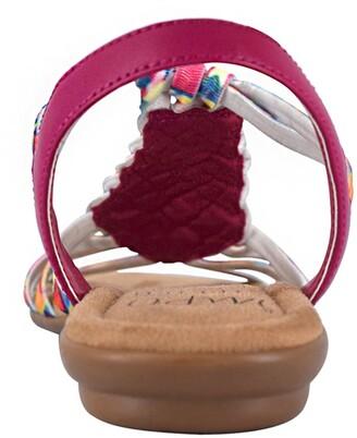 Impo Brinley Stretch Memory Foam Sandal