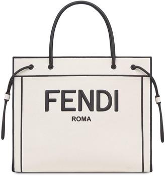 Fendi large Roma shopper bag