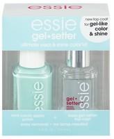 Essie gel.setter Duo Kits - mint candy apple 1 fl oz
