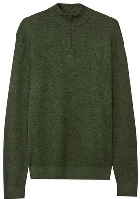 Jack Wills Frost Half Zip Jumper