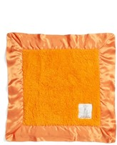 Little Giraffe Satin Trim Chenille Blanky