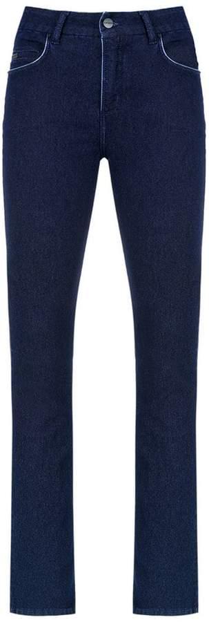 Tufi Duek denim straight trousers
