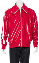 Burberry Sequined Track Jacket