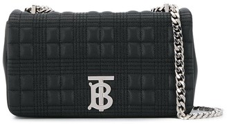Burberry quilted Lola bag