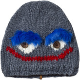 Barts Grey Monster Face Sneez Beanie
