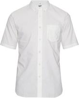 Rag & Bone Fleck-print cotton oxford shirt