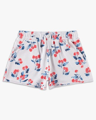 Splendid Girl All Over Cherry Print Short