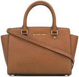 Michael Kors Selma handbag - women - Leather - One Size