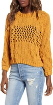 Billabong Onward We Go Chenille Sweater