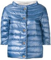 Herno bomber jacket - women - Polyamide/Goose Down - 40