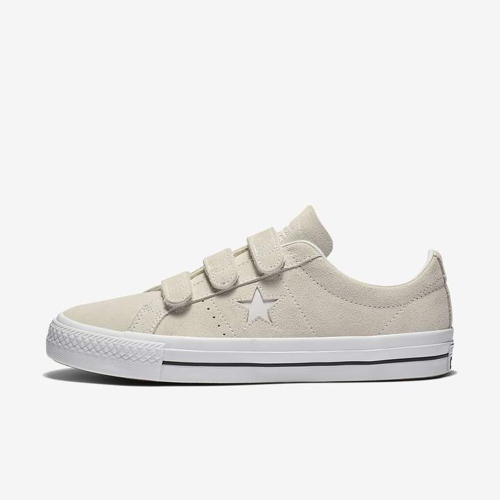 Converse Unisex Skate Shoe One Star Pro Hook And Loop Suede Low Top
