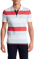 Original Penguin Wide Stripe Polo