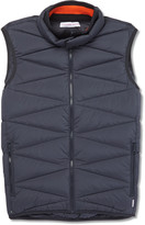 Orlebar Brown - Heaney Quilted Shell Down Gilet