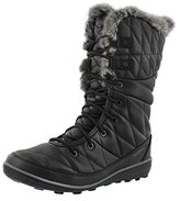 Columbia Women's Heavenly Omni Heat Leather After Dark Snow Boot