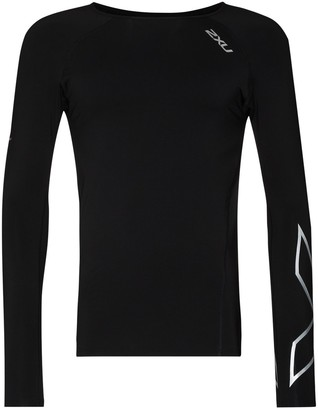 2XU Reflective-Detailing Compression Top