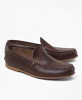 Brooks Brothers Rancourt & Co. Vintage Venetian Loafers