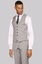 DKNY Slim Fit Stone Waistcoat