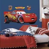 Roommates Disney / Pixar Cars Lightning McQueen Peel & Stick Wall Decals
