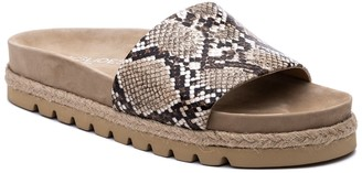 J/Slides Libby Platform Slide Sandal