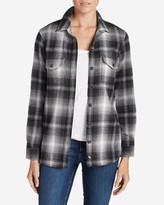 Eddie Bauer Women's Fireside Shirt Jacket