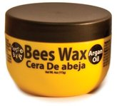 Ecoco Twisted Bees Wax with Arganoil, 4 Ounce