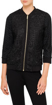 Ted Baker Hillan Lace Bomber
