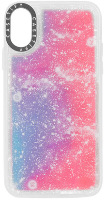 Clot Pink and Blue Casetify Edition Stars iPhone X/XS Case