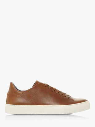 Dune Targett Cupsole Leather Trainers