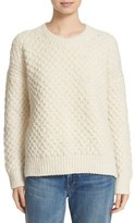 Vince Women's Honeycomb Knit Sweater