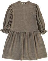 Sessun Ruby Lurex Dress