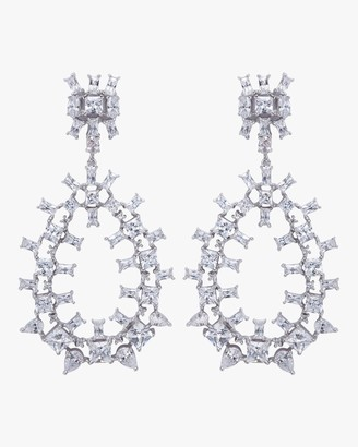 Fallon Monarch Oversized Teardrop Earrings