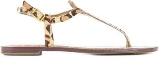 Sam Edelman 'Gigi' leopard print sandals