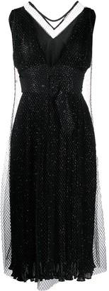 Marco De Vincenzo empire line dress