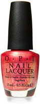OPI I Can't Hear Myself Pink Nail Lacquer