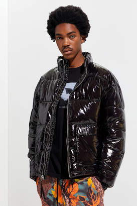 Urban Outfitters Nocturne Nylon Puffer Jacket