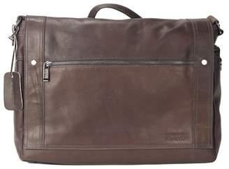 Kenneth Cole Reaction Flapover Messenger Bag