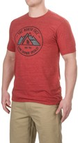 The North Face Specialist Tri-Blend T-Shirt - Short Sleeve (For Men)