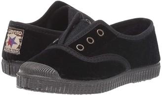 Cienta 955075 (Toddler/Little Kid/Big Kid) (Black) Kid's Shoes