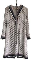 Celine Silk mid-length dress