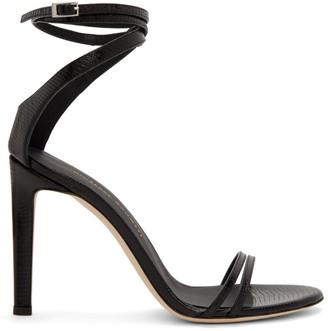 Giuseppe Zanotti Black Catia Heeled Sandals