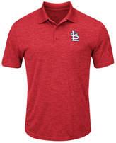 Majestic Men's St. Louis Cardinals First Hit Polo Shirt