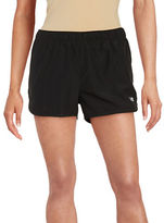 New Balance Contrast Athletic Shorts