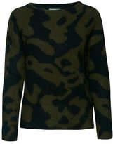 B. Young Nela Camouflage Sweatshirt