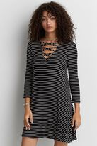 American Eagle Outfitters AE Soft & Sexy Ribbed Dress