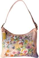 Anuschka 605 Slim Large Hobo Handbags