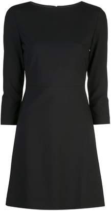 Theory three-quarter sleeve dress